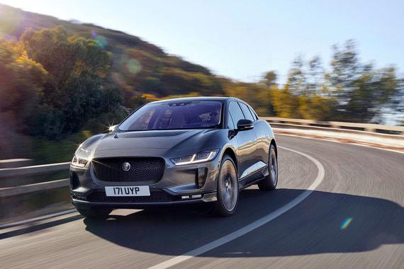 Jaguar Land Rover представила серийный электромобиль I-Pace. Публичная премьера пройдет на автосалоне в Женеве