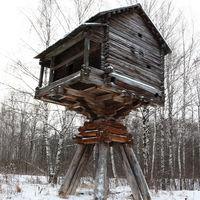 Baba-Yaga house or ...)