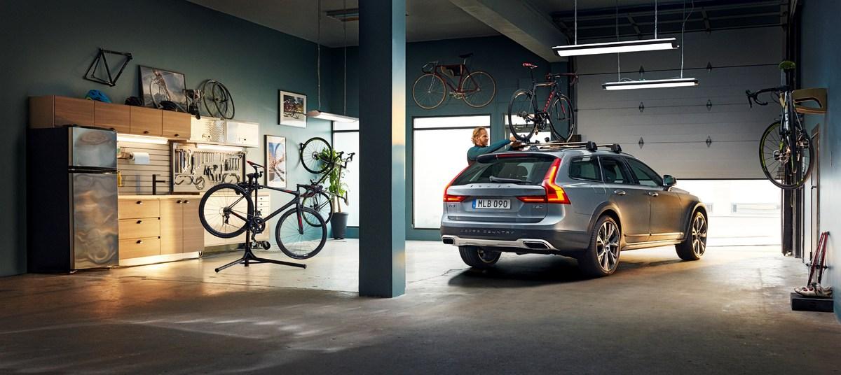 Новый Volvo V90 Cross Country