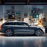 Новый Volvo V90 Cross Country
