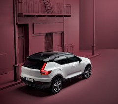 Новый Volvo XC40